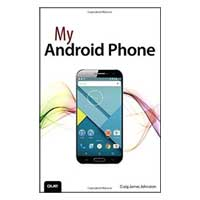 Pearson/Macmillan Books My Android Phone, 1st Edition