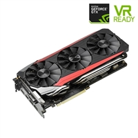 ASUS STRIX GeForce GTX 980 Ti Overclocked GAMING 6GB GDDR5 PCIe Video Card