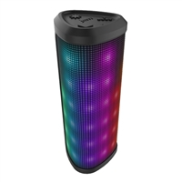 HoMedics Jam Trance Plus Wireless Light Show Speaker