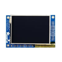 "Adafruit Industries PiTFT - Assembled 320x240 2.8"" TFT+Touchscreen for Raspberry Pi"