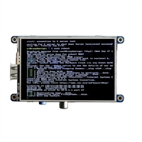 "Adafruit Industries PiTFT - Assembled 480x320 3.5"" TFT+Touchscreen for Raspberry Pi"
