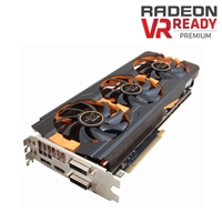 Sapphire Technology Radeon R9 Fury Overclocked 4GB HBM Tri-X Video Card