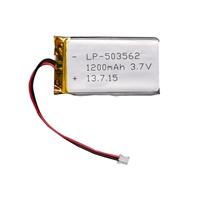 Adafruit Industries 3.7v 1200mAh LiPo Battery Pack