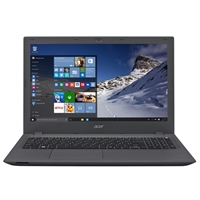 "Acer Aspire E5-573-395Q 15.6"" Laptop Computer - Charcoal Gray"