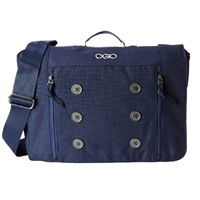 Ogio Midtown Messenger Laptop Bag - Peacoat