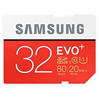 Samsung 32GB Secure Digital SD Class 10 Memory Card