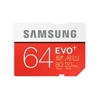 Samsung 64GB Flash Memory Card