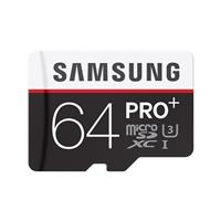 Samsung 64GB Class 10 EVO microSD U3 Compatible Memory Card