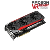 ASUS Radeon R9 Fury 4GB HBM STRIX Gaming Video Card