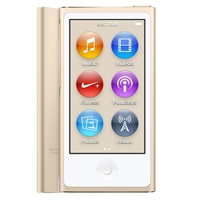Apple iPod nano 16GB - Gold