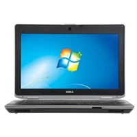 "Dell Latitude E6430 Windows 7 Professional 14"" Laptop Computer Refurbished - Gray"