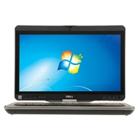 "Dell Latitude XT3 Windows 7 Professional Convertible 13.3"" Laptop Computer Refurbished - Black"