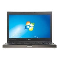 "Dell Precision M4600 Windows 7 Professional 15.6"" Mobile Workstation Refurbished - Black"