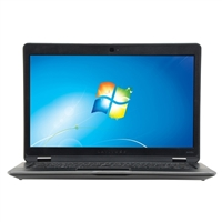 "Dell Latitude E6430u Windows 7 Professional 14"" Ultrabook Refurbished - Black"