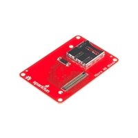 SparkFun Electronics Intel Edison MicroSD Block Adapter Board