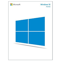 Microsoft Windows 10 Home 32-bit/64-bit - USB Drive