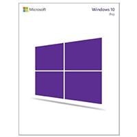 Microsoft Windows 10 Pro 32-bit/64-bit - USB Drive