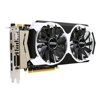 MSI GeForce GTX 960 Overclocked 4GB GDDR5 Video Card