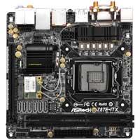 ASRock Z87E-ITX Socket LGA 1150 mini ITX Intel Motherboard - Refurbished