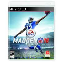 Electronic Arts Madden NFL 16 (PS3)