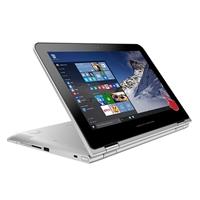 "HP Pavilion 11-k120nr x360 Convertible 11.6"" Laptop Computer - Natural Silver"