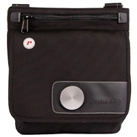 Russi Design Works X5 Solo Messenger Bag for iPads w/ x-lock Buckle & Adjustable Shoulder Strap