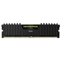 Corsair Vengeance LPX 8GB 2 x 4GB DDR4-2666 PC4-21300 C16 Dual Channel Desktop Memory Kit