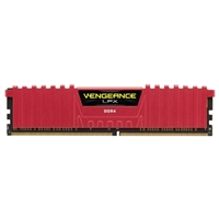 Corsair 16GB DDR4-3200 (PC4-25600) Quad Channel Desktop Memory Kit (Four 4GB Memory Modules)