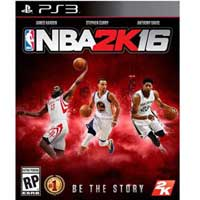 Take Two NBA 2K16 (PS3)