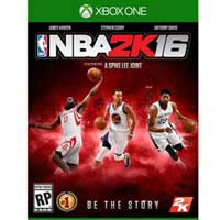 Take Two NBA 2016 (Xbox One)