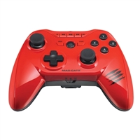 Mad Catz C.T.R.L. Mobile Gamepad Gloss Red