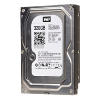 "WD Blue 320GB 7,200 RPM SATA III 6.0Gb/s 3.5"" Internal Hard Drive WD3200AZKX - Factory Recertified"