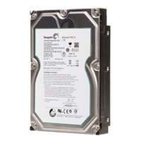 "Seagate Barracuda 1TB 7,200 RPM SATA III 6.0Gb/s 3.5"" Internal Hard Drive ST31000524AS Factory-Recertified"