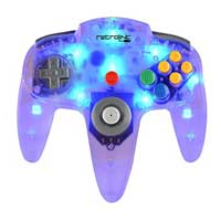 Innex Wired N64 Style USB Controller for PC & MAC