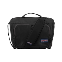 "Jansport Tasker Messenger Bag Fits up to 13"" - Black"