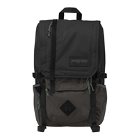 "Jansport Hatchet Backpack Fits up to 15"" - Gray Tar"