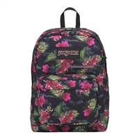 "Jansport DigiBreak Backpack Fits up to 15"" - Multi Hot Tropic"