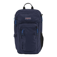 "Jansport Recruit Backpack Fits up to 15"" - Navy"