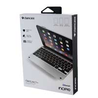 Incipio Technologies ClamCase Pro for iPad Mini - Smoke Black