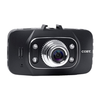 Coby Electronics 1080p Car Dash Cam with GPS Log