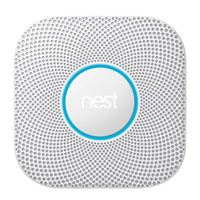Nest Labs Protect 2nd Gen Wired Smoke Carbon Monoxide Alarm