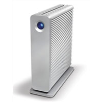 LaCie d2 Quadra 5TB SuperSpeed USB 3.0/FireWire 800/eSATA 5.0Gb/s Desktop External Hard Drive