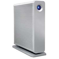 LaCie d2 Quadra 3TB SuperSpeed USB 3.0/FireWire 800/eSATA 3.0Gb/s Desktop External Hard Drive
