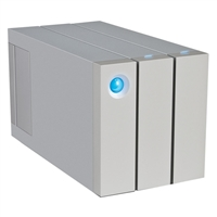 LaCie 8TB 2big Thunderbolt 2 External Hard Drive