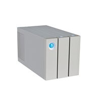LaCie 2big 6TB Thunderbolt 2 External Hard Drive