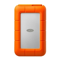 LaCie Rugged 4TB Thunderbolt & USB 3.0