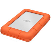 LaCie Rugged Mini 1TB SuperSpeed USB 3.0 Portable External Hard Drive