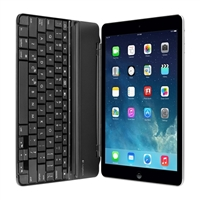 Logitech Ultrathin Keyboard Cover (Refurbished) for iPad Air - Space Gray