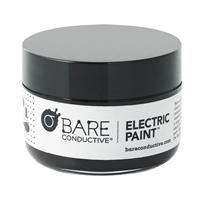 Bare Conductive Electric Paint Pot - Black (50ml)