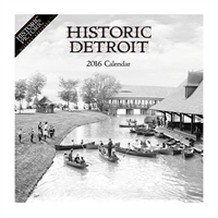 Historic Pictoric HISTORIC DETROIT 2016